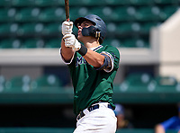 McKeel Academy Wildcats Andrew Sundean (6) during the 42nd Annual FACA All-Star Baseball Classic on June 6, 2021 at Joker Marchant Stadium in Lakeland, Florida.  (Mike Janes/Four Seam Images)