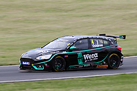 Rounds 3 of the 2021 British Touring Car Championship. #4 Sam Osborne. Racing with Wera & Photon Group. Ford Focus ST.