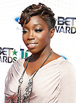 Estelle arrives at the 2010 BET Awards at the Shrine Auditorium in Los Angeles, California on June 27,2010                                                                               © 2010 Hollywood Press Agency