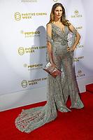 Frédérique Bel, photocall d'arrivée pour la cérémonie de remise des prix de la Fondation Positive Planet de Jacques Attal, lors du soixante-dixième (70ème) Festival du Film à Cannes, Palm Beach, Cannes, Sud de la France, mercredi 24 mai 2017.