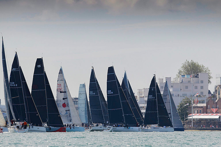 RORC racing from the RYS Line