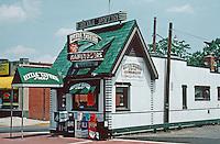 College Park:  Little Tavern Shop.  Photo '91.
