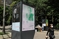 31.08.2020 - Memorial para as vítimas de covid-19 em SP