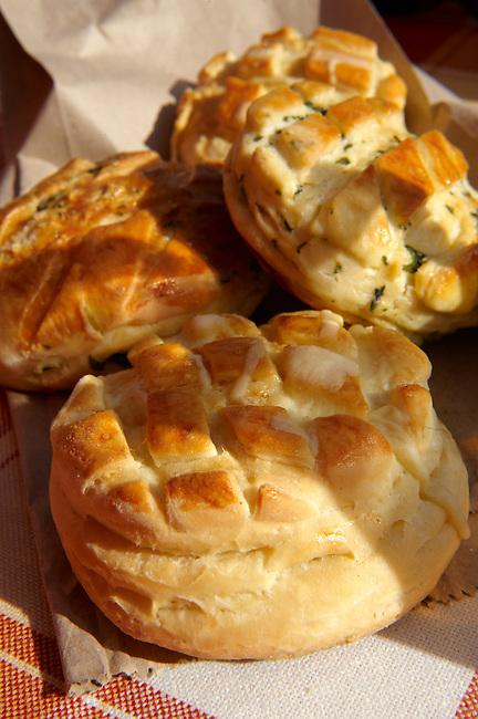 Lepeny (Lepény) or pojåcsza  - Hungarian bread snacks
