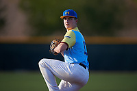 Joshua Randall during the Under Armour All-America Tournament powered by Baseball Factory on January 19, 2020 at Sloan Park in Mesa, Arizona.  (Zachary Lucy/Four Seam Images)