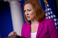 White House daily press briefing