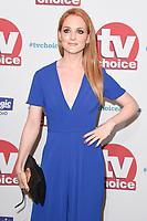 Olivia Hallinan<br /> arriving for the TV Choice Awards 2017 at The Dorchester Hotel, London. <br /> <br /> <br /> ©Ash Knotek  D3303  04/09/2017
