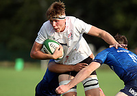 Saturday 4th September 20218 <br /> <br /> Joe Hopes  during U18 Schools inter-pro between Ulster Rugby and Leinster at Newforge Country Club, Belfast, Northern Ireland. Photo by John Dickson/Dicksondigital