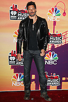 LOS ANGELES, CA, USA - MAY 01: Joe Manganiello in the press room at the iHeartRadio Music Awards 2014 held at The Shrine Auditorium on May 1, 2014 in Los Angeles, California, United States. (Photo by Celebrity Monitor)