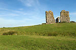 Hope All Saints. Lost villages of Romney Marsh. Hope-all-Saints church,  all that now remains of the village.