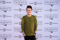 Davdi Morgan<br /> at the launch party for Comedy Central's FriendsFest, presented by The Luna Cinema at Haggerston Park.<br /> <br /> ©Ash Knotek  D3146  23/08/2016