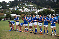 190528 Wellington 1st XV Rugby - St Pat's Town v Wellington College