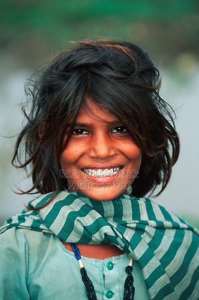 Indian boy, Rajasthan, India