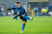 inter-juventus - Milano 2 febbraio 2021 - semifinale coppa italia - nella foto: lautaro martinez