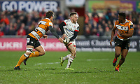 Saturday 22nd February 2020 | Ulster vs Cheetahs<br /> <br /> Michael Lowry during the PRO14 Round 12 clash between Ulster and the Cheetahs at Kingspan Stadium, Ravenhill Park, Belfast, Northern Ireland. Photo by John Dickson / DICKSONDIGITAL