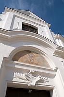 Italien, Capri, Kirche San Michele in Anacapri