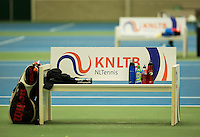 Almere, Netherlands, December 6, 2015, Winter Youth Circuit, KNLTB bench<br /> Photo: Tennisimages/Henk Koster