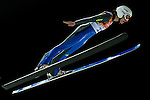Julia Clair of France compete during the Ski Jumping Ladies' Normal Hill Individual as part of the 2014 Sochi Olympic Winter Games at RusSki Gorki Jumping Center on February 11, 2014 in Sochi, Russia. Photo by Victor Fraile / Power Sport Images