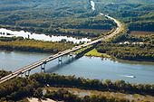 I-40 Bridge on Tennessee River
