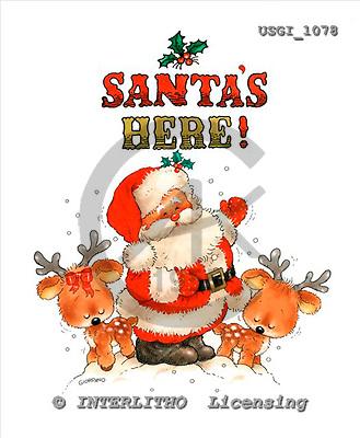 GIORDANO, CHRISTMAS SANTA, SNOWMAN, WEIHNACHTSMÄNNER, SCHNEEMÄNNER, PAPÁ NOEL, MUÑECOS DE NIEVE, paintings+++++,USGI1078,#X#