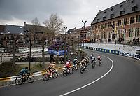 rolling through Overijse<br /> <br /> 61st Brabantse Pijl 2021 (1.Pro)<br /> 1 day race from Leuven to Overijse (BEL/202km)<br /> <br /> ©kramon