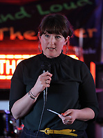 Pictured: Monday 01 May 2017<br /> Re: National Theatre Wales We're Still Here launch event at The Somerset Arms (The Sker), Port Talbot, Wales, UK
