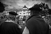 Europe/France/Aquitaine/64/Pyrénées-Atlantiques/Pays-Basque/Sare: Lors du  Concours De Pottok