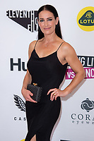 Kirsty Gallagher<br /> arriving for the Young Lives vs Cancer A Very British Affair Gala at Claridges, London<br /> <br /> ©Ash Knotek  D3573  10/09/2021