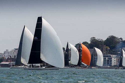 The De Guingand Bowl Race will start on Saturday June 26th from the RYS Line, Cowes
