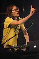 Montreal (Quebec) CANADA - Nov 19 2009- DJ Champion et ses G-Strings