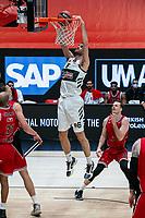 armani - Panatinaikos eurolega basket 2020-2021 - Milano 3 dicembre 2020 - nella foto: papagiannis