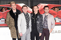 """Collabro<br /> at the """"xXx: Return of Xander Cage"""" premiere at O2 Cineworld, Greenwich , London.<br /> <br /> <br /> ©Ash Knotek  D3216  10/01/2017"""
