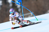 18th February 2021; Cortina d'Ampezzo, Italy; FIS Alpine World Ski Championships 2021 Cortina Women's Giant Slalom; Tessa Worley (FRA)