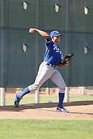 Matt Morizio - Kansas City Royals, 2009 Instructional League.Photo by:  Bill Mitchell/Four Seam Images..
