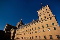 Spanien, Monasterio de San Lorenzo de El Escorial bei Madrid, Unesco-Weltkulturerbe