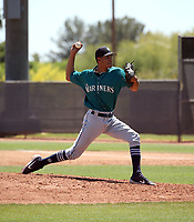 Luis Curvelo - Seattle Mariners 2019 extended spring training (Bill Mitchell)