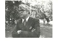 John Crosbie<br /> , 6 avril 1979<br /> <br /> <br /> PHOTO :   Agence Quebec Presse