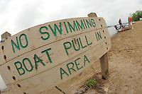 Boat Pull In Area!