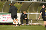 Duncan Jones sits out the Ospreys rugby training at Llandarcy Institute of Sport near Neath aheah of their Heineken Cup match with Clermont Auvergne on Sunday..