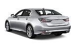 Car pictures of rear three quarter view of 2016 Lexus GS 350 4 Door Sedan Angular Rear
