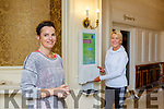 Tracey Coyne and Catriona White who are busy preparing the International Hotel in Killarney ready for reopening on Tuesday
