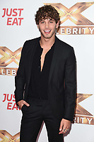 """LONDON, UK. October 09, 2019: Eyal Booker at the photocall for """"The X Factor: Celebrity"""", London.<br /> Picture: Steve Vas/Featureflash"""