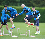 Seb Faure, Nicky Law and Fraser Aird
