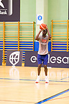 Player Ilmiane Diop during the first training of Spanish National Team of Basketball 2019 . July 26, 2019. (ALTERPHOTOS/Francis González)