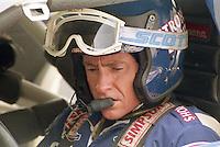 Mark Martin qualifying pole position Pepsi 400 at Daytona International Speedway in Daytona beach, FL on July 1, 1989. (Photo by Brian Cleary/www.bcpix.com)