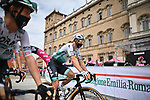 Peter Sagan (SVK) Bora-Hansgrohe before the start of Stage 5 of the 2021 Giro d'Italia, running 177km from Modena to Cattolica, Italy. 12th May 2021.  <br /> Picture: LaPresse/Gian Mattia D'Alberto | Cyclefile<br /> <br /> All photos usage must carry mandatory copyright credit (© Cyclefile | LaPresse/Gian Mattia D'Alberto)