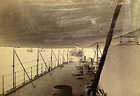 BNPS.co.uk (01202) 558833<br /> Pic: Charles Miller/BNPS<br /> <br /> On board HMS Terrible<br /> <br /> A fascinating photo album compiled by a British naval officer on tour in the Far East at the turn of the 20th century has come to light.<br /> <br /> Taprell Dorling served on the HMS Terrible in 1900 at the start of an over 30 year career at sea.<br /> <br /> The album, containing 74 photos, has emerged for sale with auctioneers Charles Miller, of London, with an estimate of £3,000.