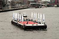 20040215, Rotterdam, ABNAMRO WTT, varende tennisbaan