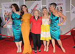"""Sigourney Weaver,Odette Yustman,Betty White,Kristen Bell and Jamie Lee Curtis  at The Touchstone Pictures' World Premiere of """"You Again"""" held at The El Capitan Theatre in Hollywood, California on September 22,2010                                                                               © 2010 Hollywood Press Agency"""