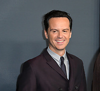 "LOS ANGELES, USA. December 19, 2019: Andrew Scott at the premiere of ""1917"" at the TCL Chinese Theatre.<br /> Picture: Paul Smith/Featureflash"